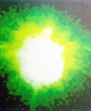 R$ 25.000,00 Mil Reais Nome da obra: LUZ VERDE  /  Tamanho da obra: 80X80 cm Série Luz Verde  –  1 / 100  /  Ano: 2019  /  Autor: Laílson Santos Técnica: Foto impressa em tecido canva 100% algodão em chassi de madeira. Contato direto com o autor: E-mail: escritoriolailson@gmail.com   /  WhatsApp: 11-960660432