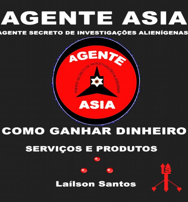 Agente asia: Agente Secreto de Investigações Alienígenas, como ganhar dinheiro, serviços e produtos