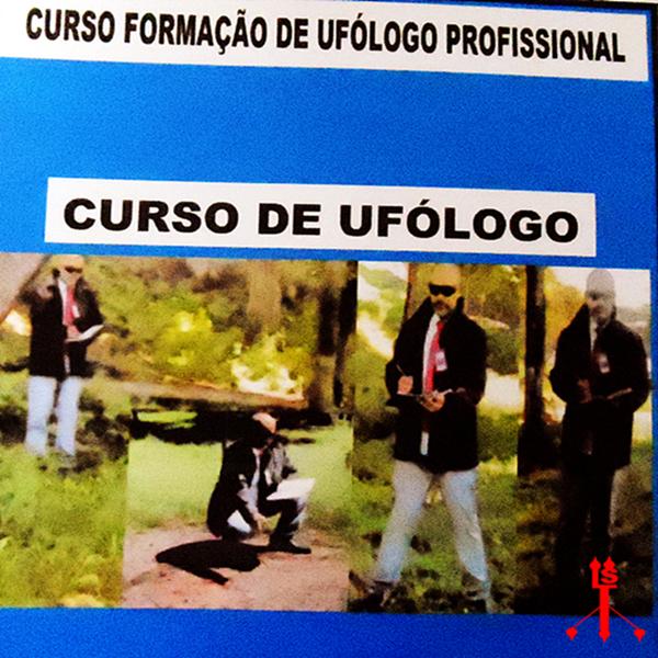 CAPA CURSO DE UFÓLOGO,