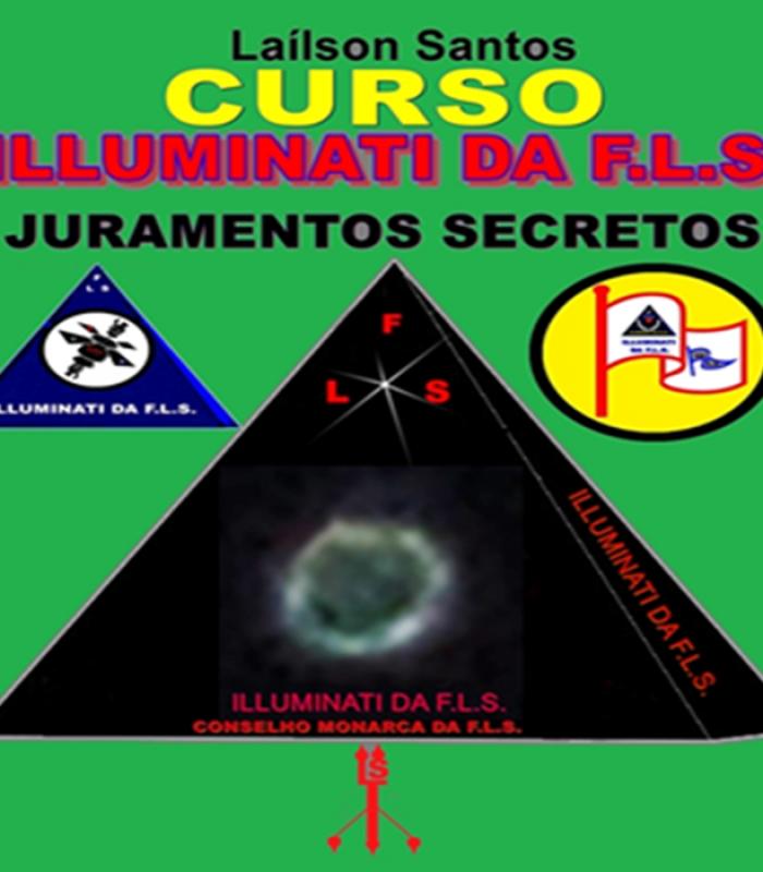 Curso illuminati da F.L.S: juramentos secretos