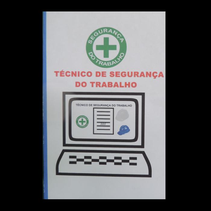 Caderno de técnico de Segurança do Trabalho, para anotações,rascunhos e recados