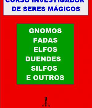 CAPA FRENTE - CURSO INVESTIGADOR DE SERES MAGICOS...